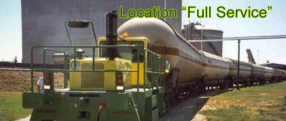 location de locotracteur full service